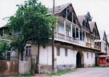 Siedlung Georgien