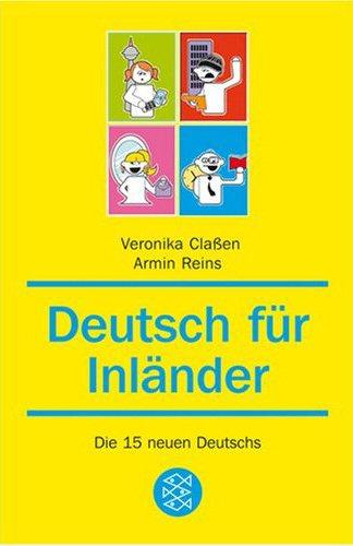 Claßen, Reins: Deutsch für Inländer