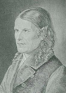 Friedrich Rückert (Stahstich von Carl Barth)