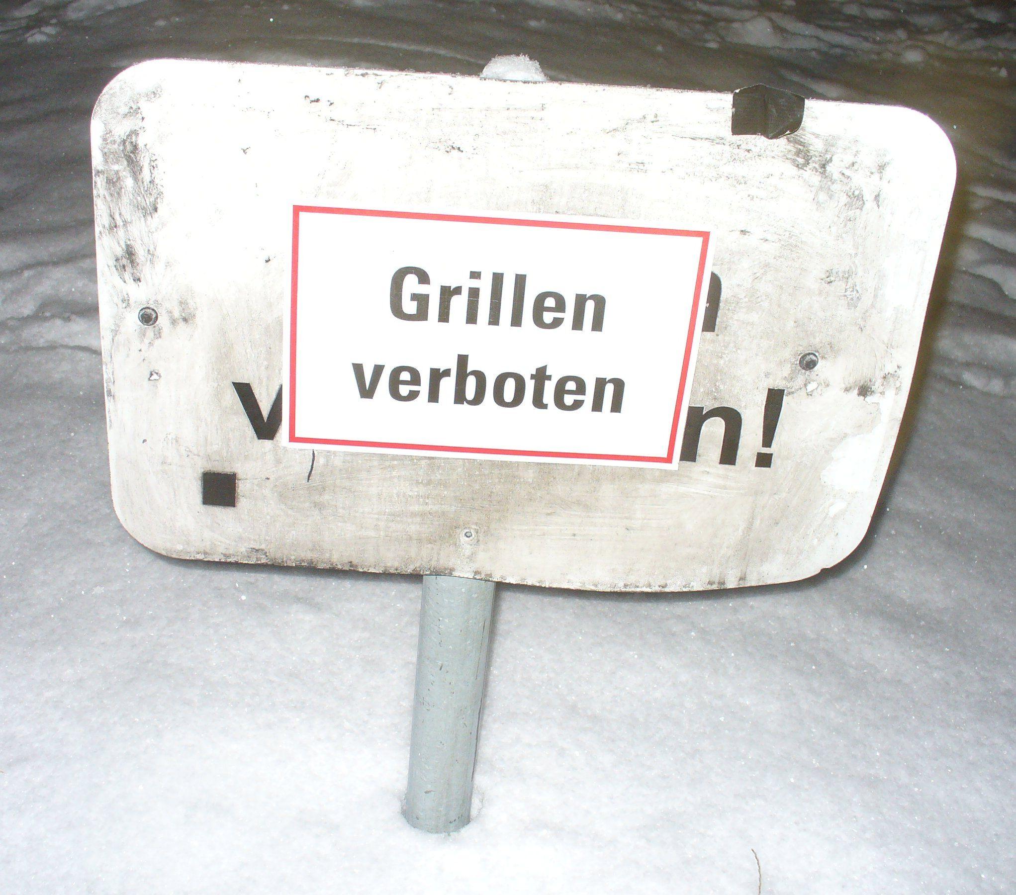 Schnee-Impressionen