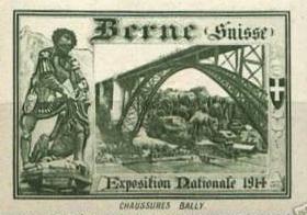 Brücke bei Bern