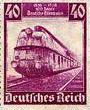 Marke Deutsches Reich (40 Pfennig)