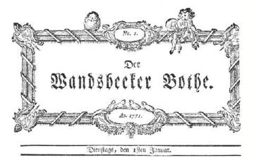 Wandsbecker Bothe