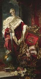 Gemälde Mors Imperator