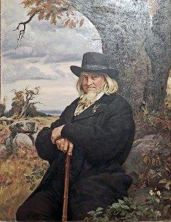Portait von Ernst Henseler
