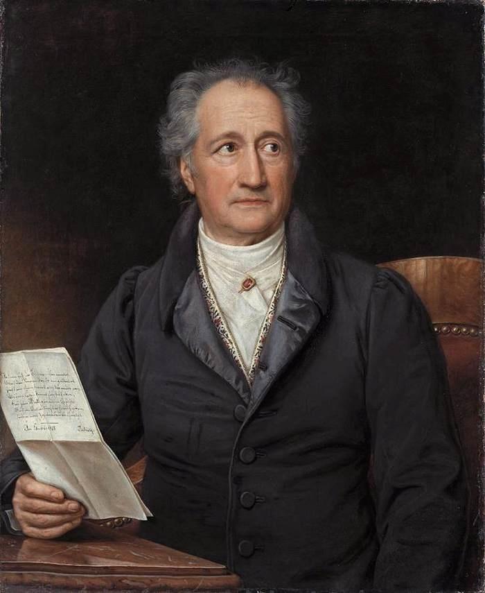 Johann Wolfgang von Goethe (1749-1833)