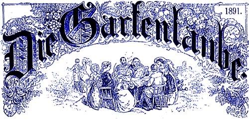 Die Gartenlaube