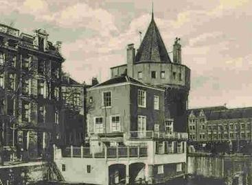 Schreier's Turm in Amsterdam