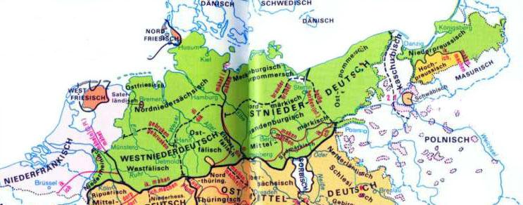 Niederdeutscher Sprachraum