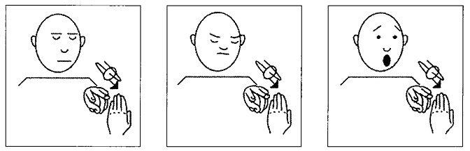 Mimik in der Gebärdensprache