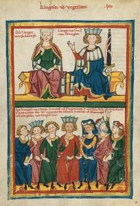 Codex_Manesse_Sängerkrieg_auf_der_Wartburg