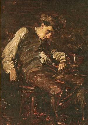 Eingeschlafener-Trinker-(Wilhelm-Busch)