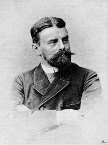 Detlev von Liliencron (Bildquelle: Wikipedia, gemeinfrei)